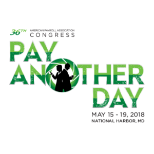 Pay Another Day American payroll Association Conference