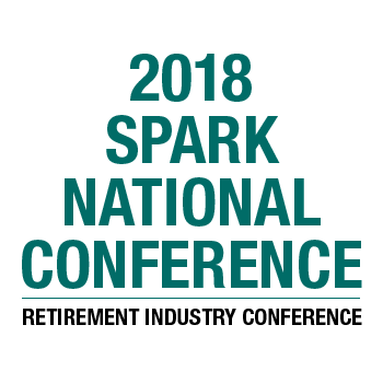 2018 Spark National Conference, Retirement Industry Conference